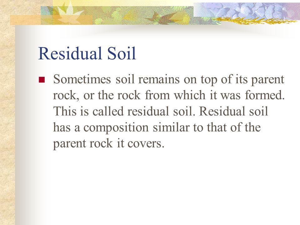 Residual Soil