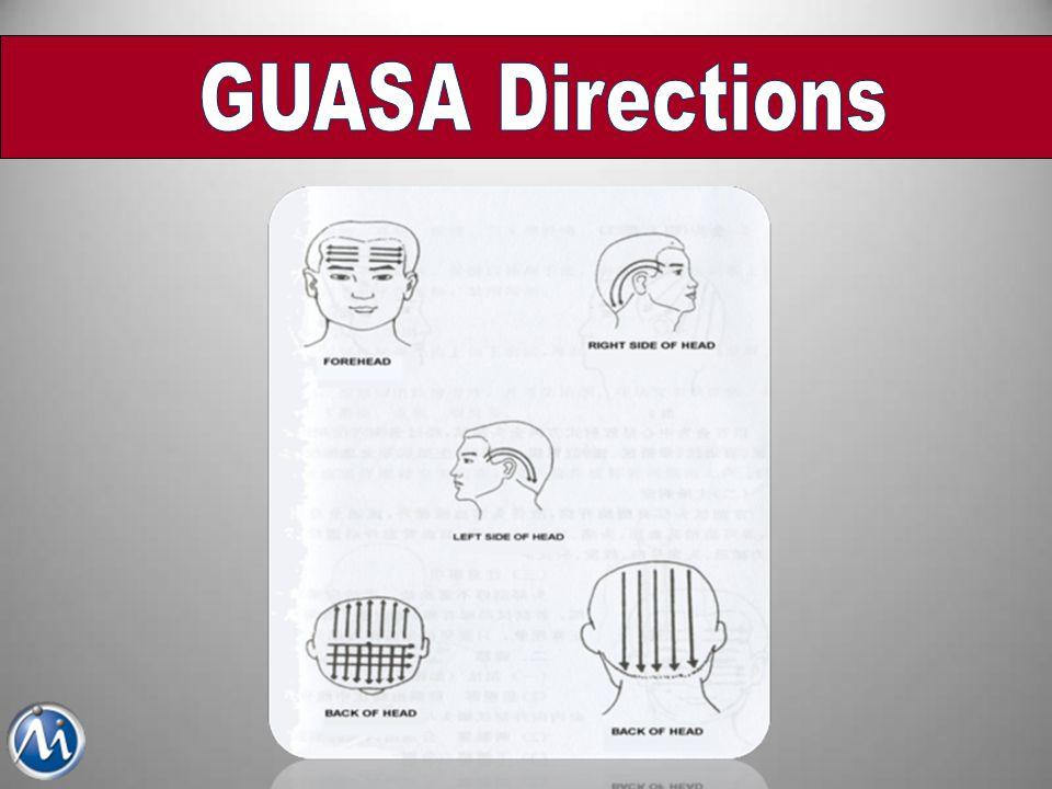 GUASA Directions