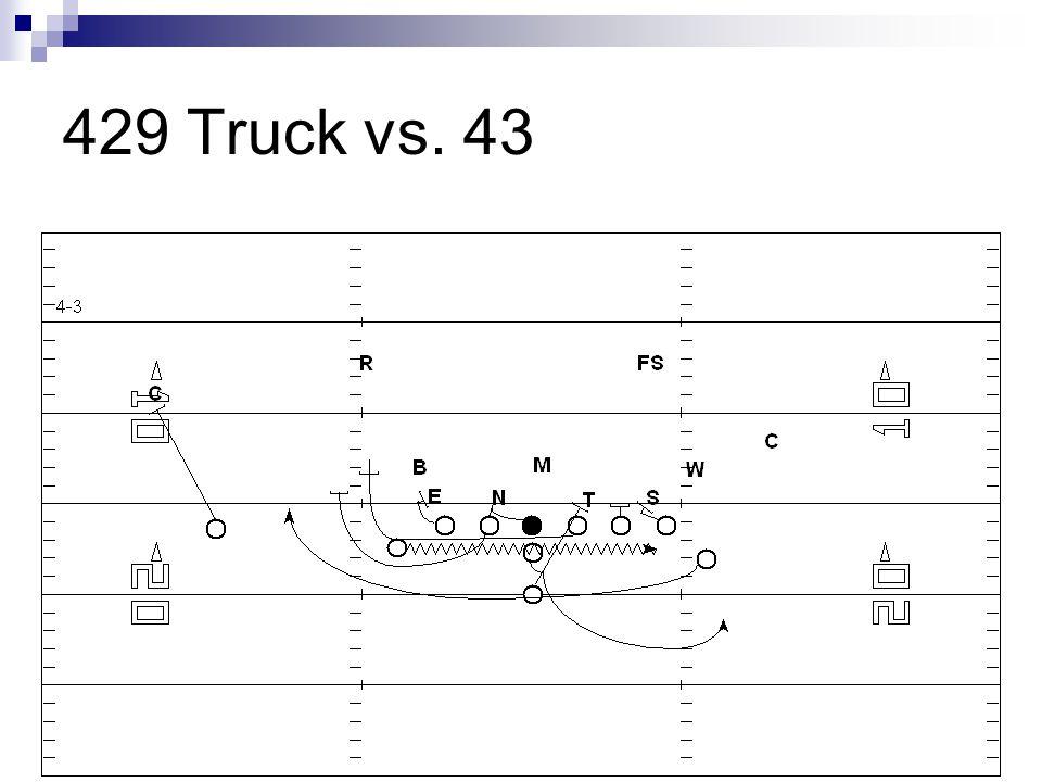 429 Truck vs. 43