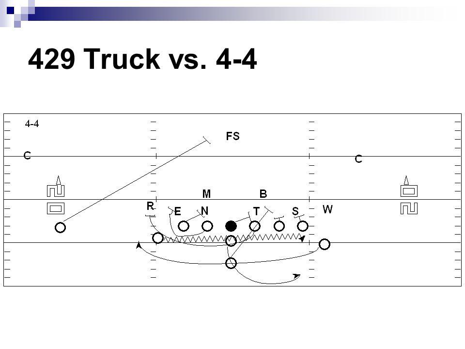 429 Truck vs. 4-4
