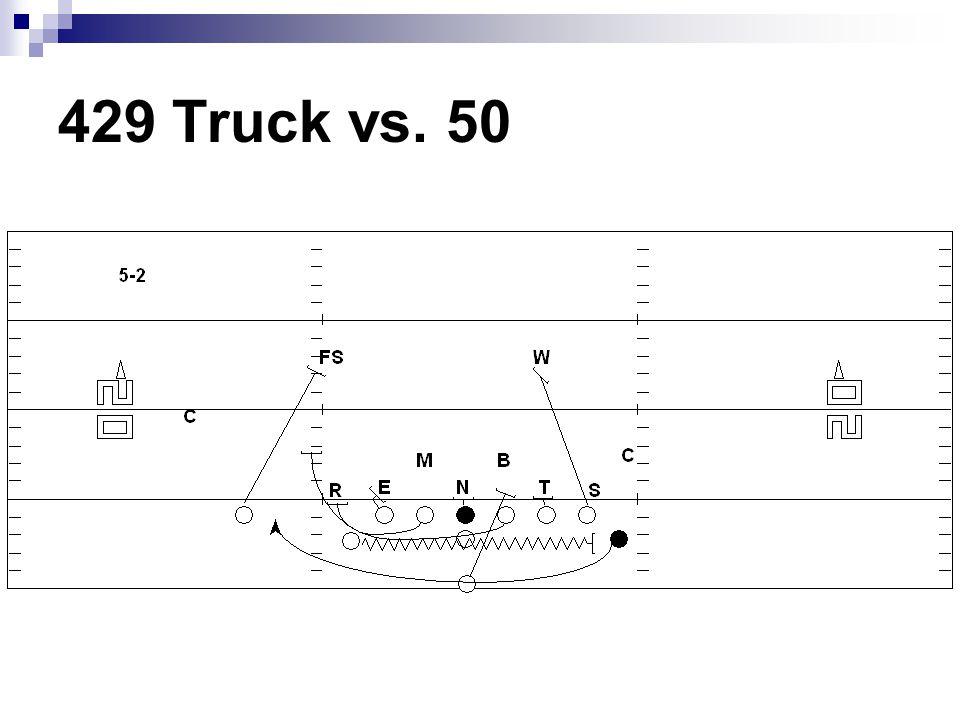 429 Truck vs. 50