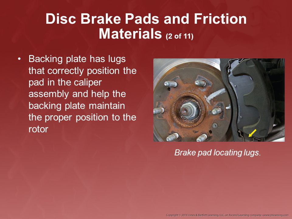 Disc Brake Pads and Friction Materials (2 of 11)