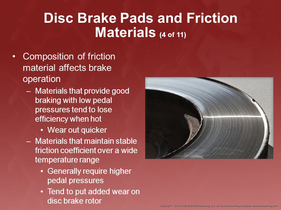 Disc Brake Pads and Friction Materials (4 of 11)