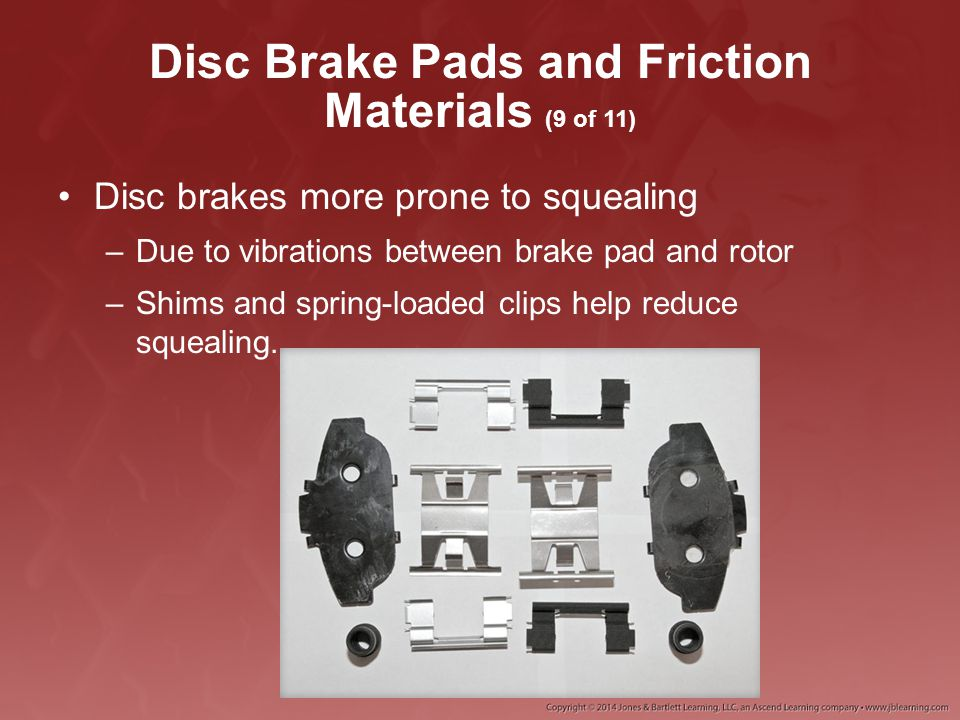 Disc Brake Pads and Friction Materials (9 of 11)