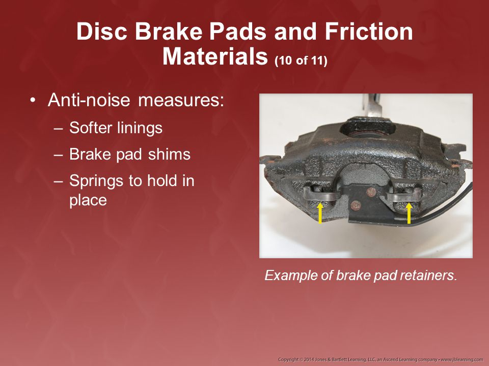 Disc Brake Pads and Friction Materials (10 of 11)