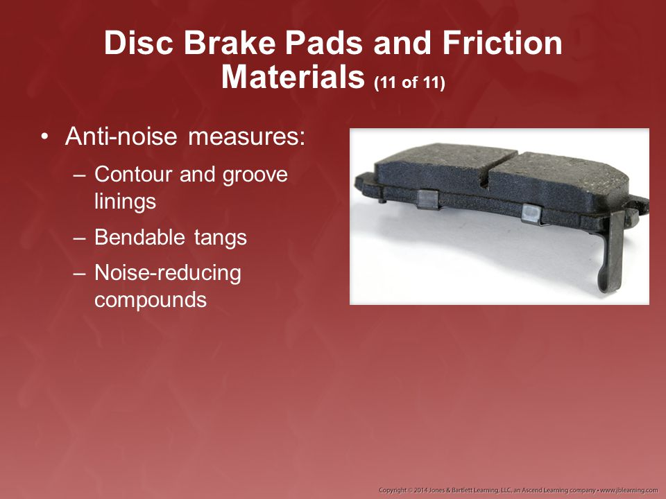 Disc Brake Pads and Friction Materials (11 of 11)