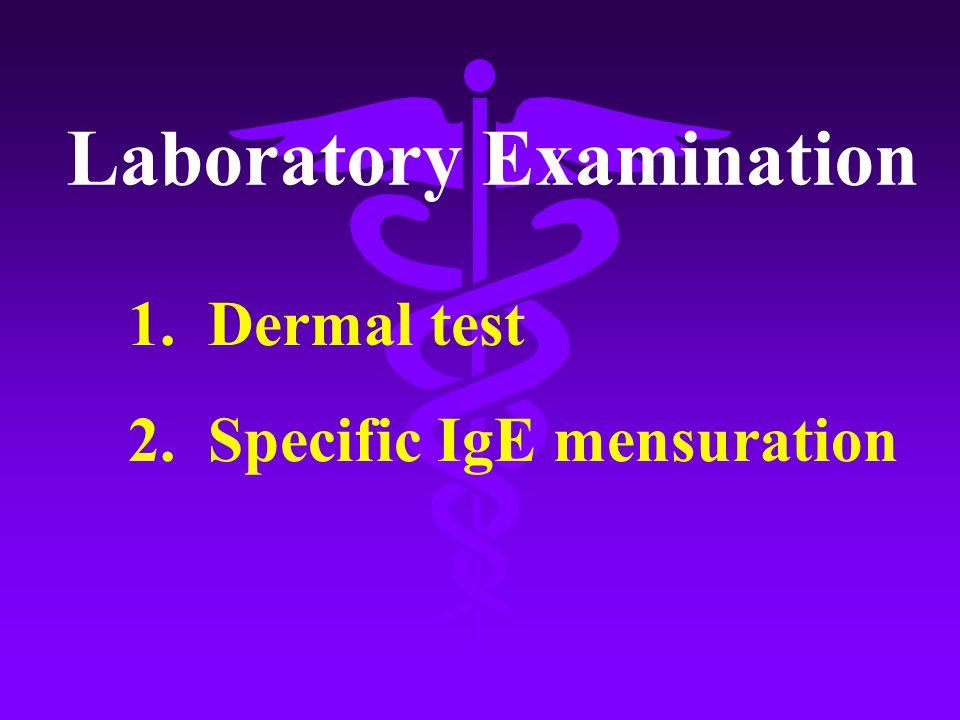 Laboratory Examination