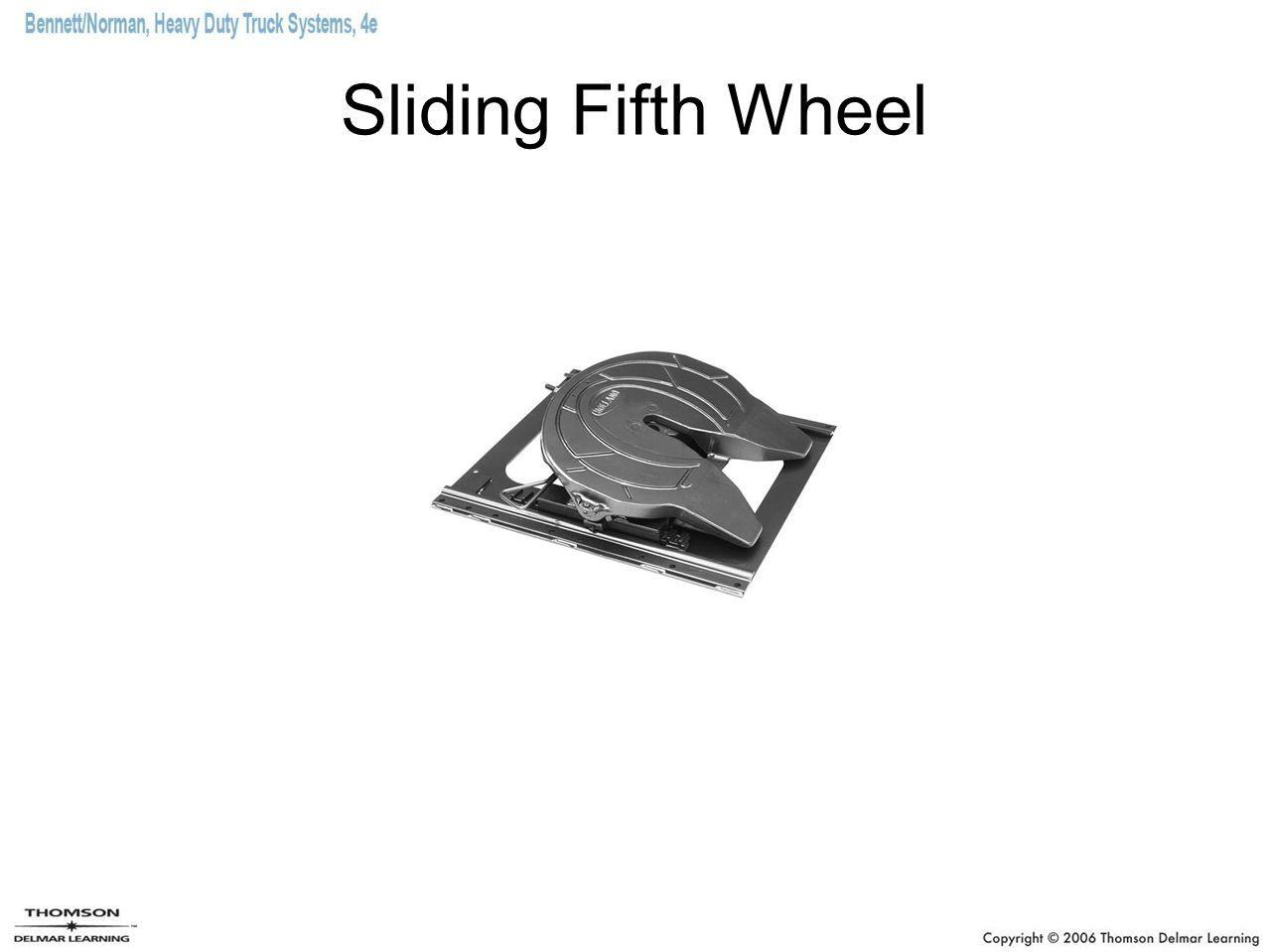 Sliding Fifth Wheel