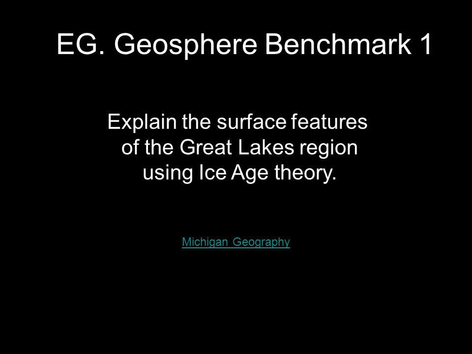 EG. Geosphere Benchmark 1