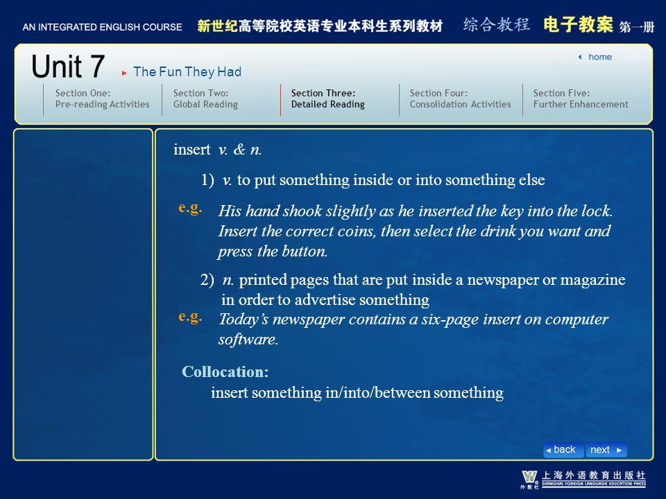 3.text31-32-W-insert1 insert v. & n.