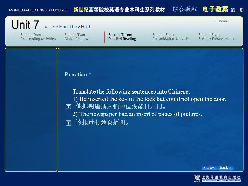 3.text31-32-W-insert2 Practice: