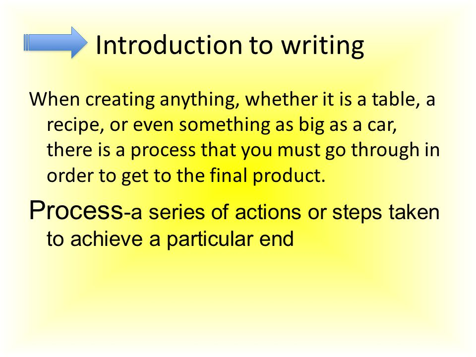 Essays About Writing