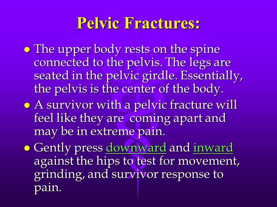 Pelvic Fractures: