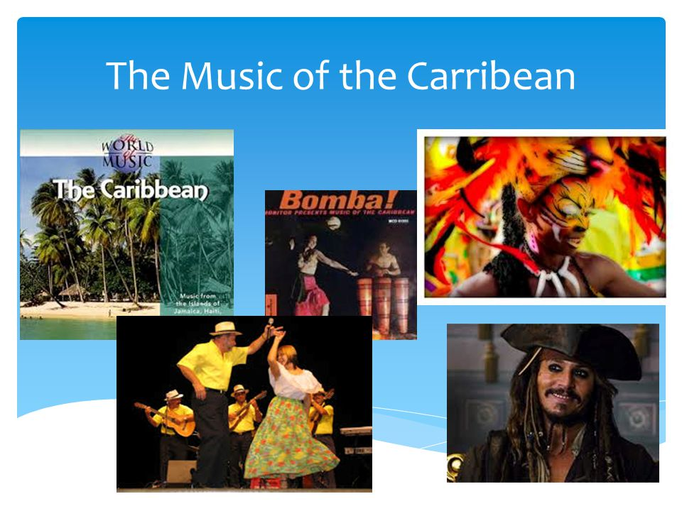 The Music of the Carribean