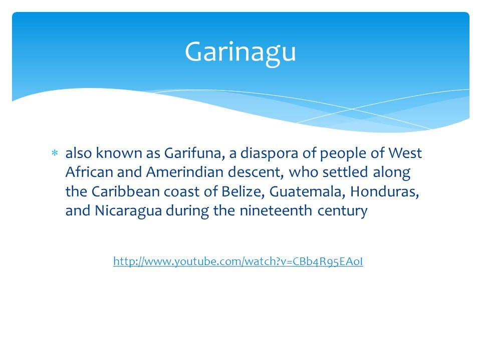 Garinagu