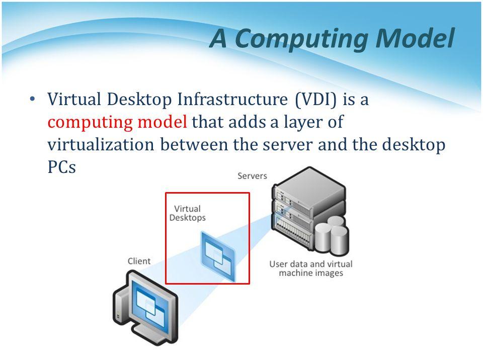 A Computing Model