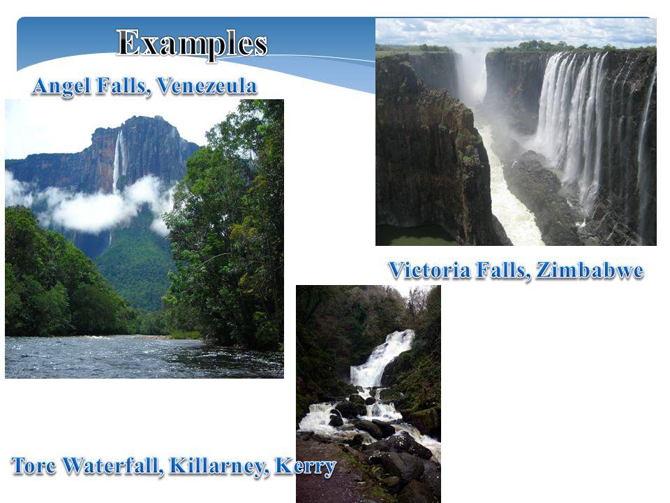 Victoria Falls, Zimbabwe Torc Waterfall, Killarney, Kerry