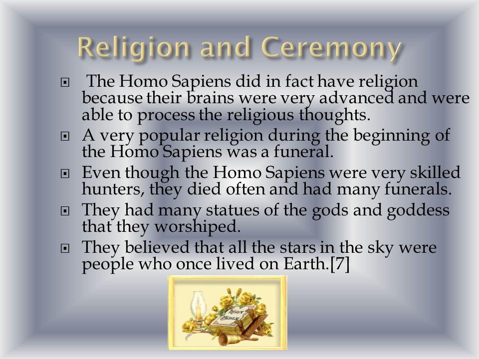 Religion and Ceremony