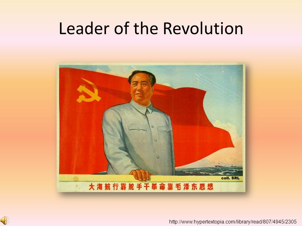 Leader of the Revolution