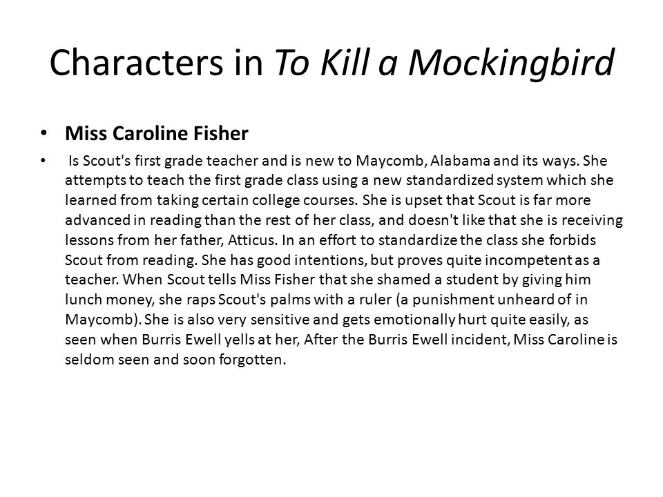 an analysis of the topic of miss harper lee in the story to kill a mockingbird To kill a mockingbird theme analysis essays sample:  that's why it's a sin to kill a mockingbird  miss  in the book to kill a mockingbird by harper lee,.