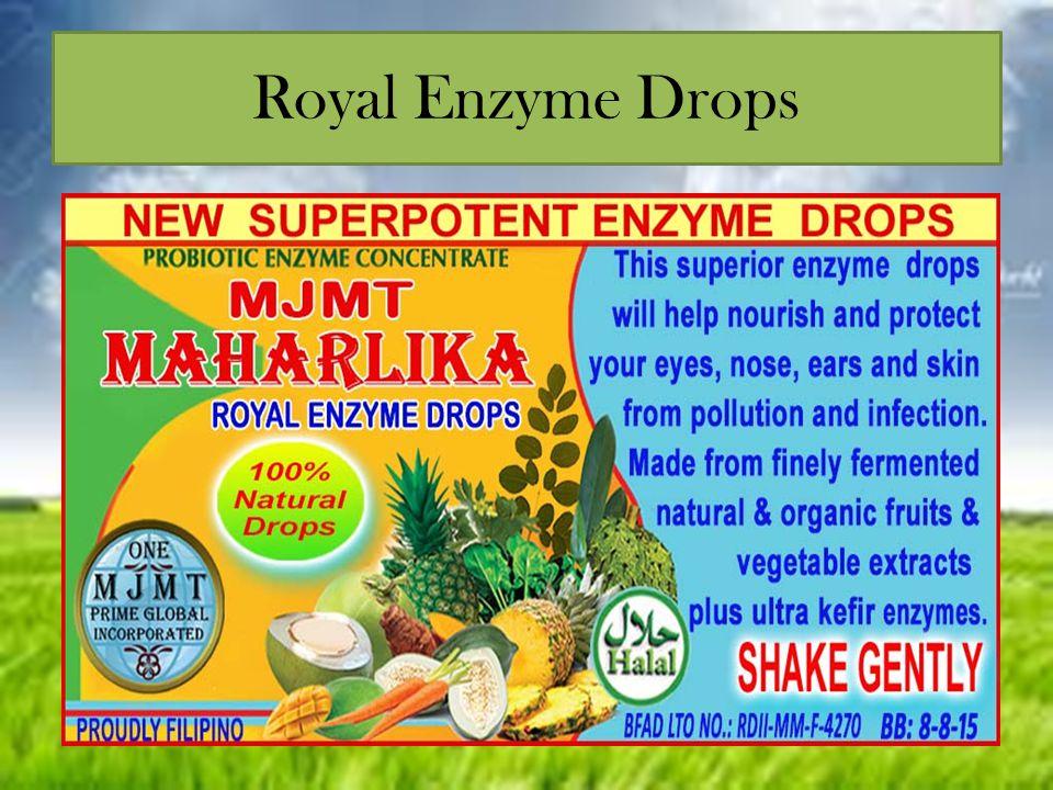 Royal Enzyme Drops