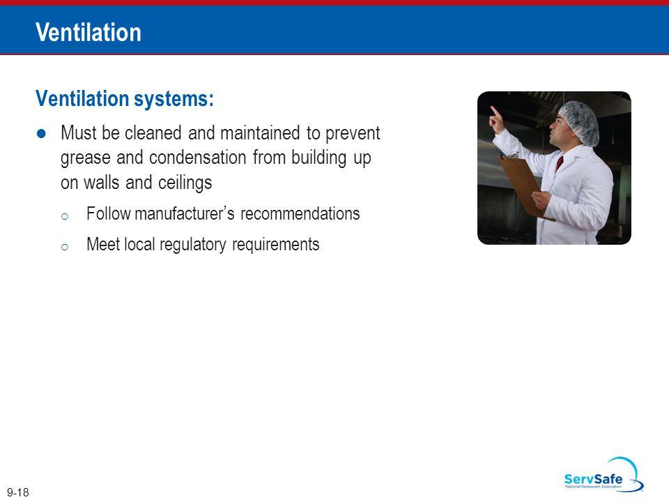 Ventilation Ventilation Ventilation systems: