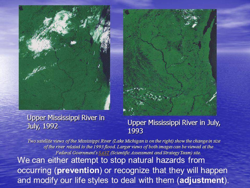 Upper Mississippi River in