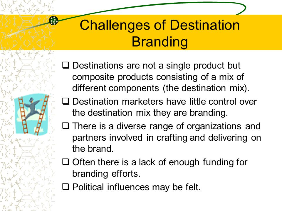 Challenges of Destination Branding