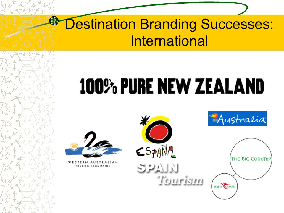 Destination Branding Successes: International