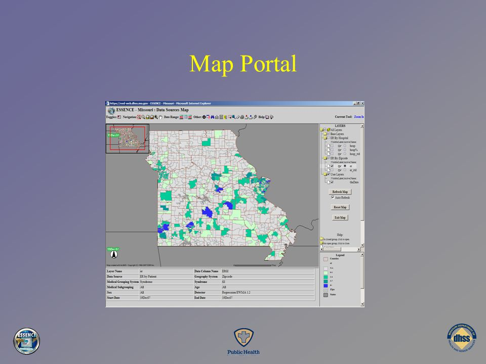 Map Portal