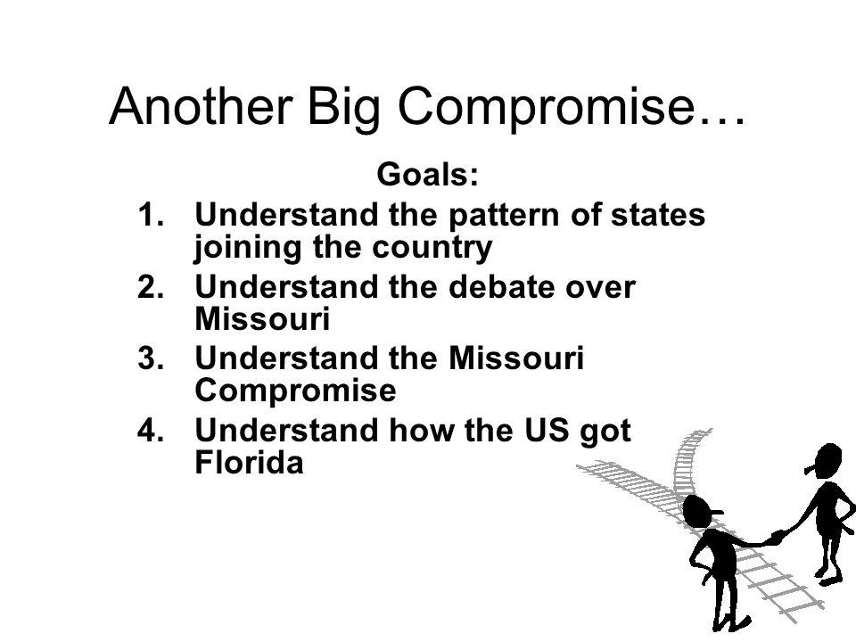 Another Big Compromise…