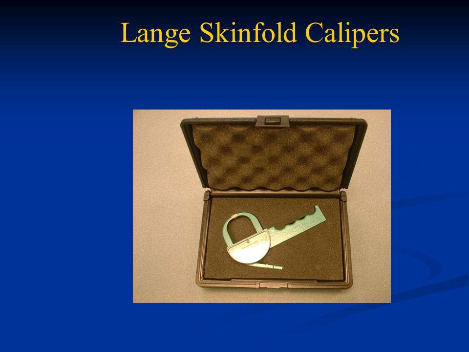 Lange Skinfold Calipers