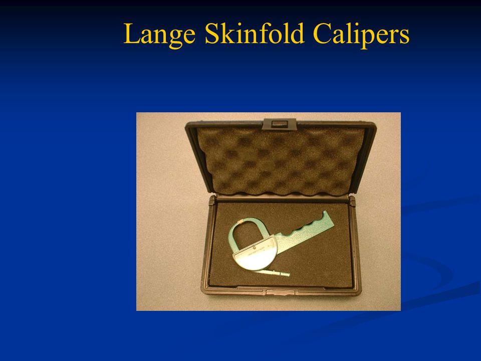 Lange Skinfold Calipers