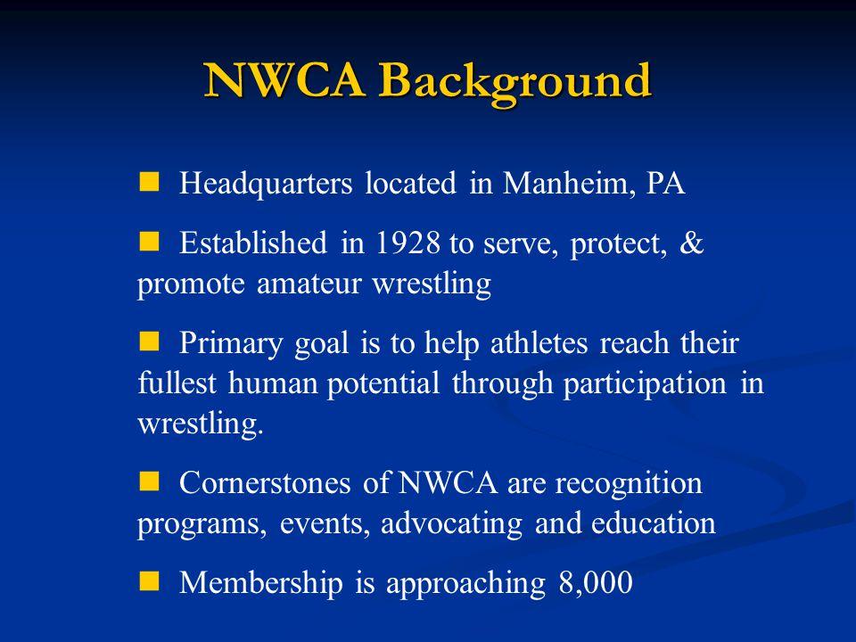 NWCA Background Headquarters located in Manheim, PA