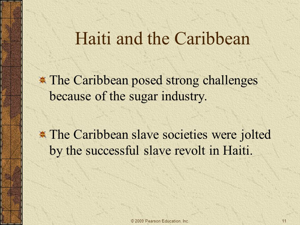 Haiti and the Caribbean