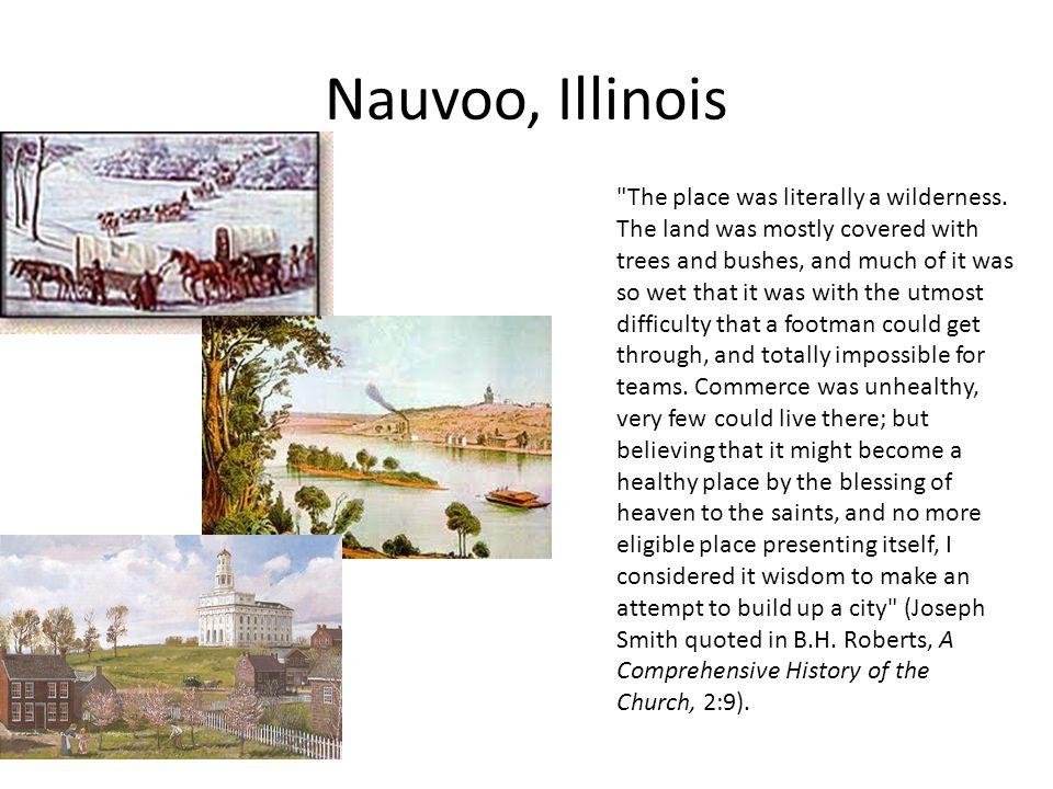 Nauvoo, Illinois