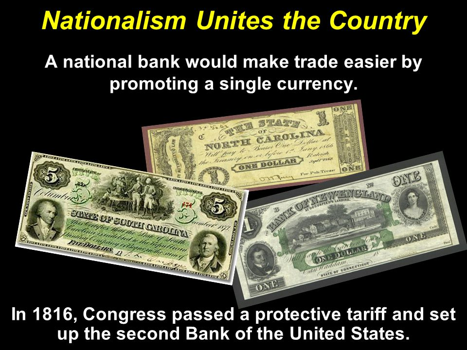 Nationalism Unites the Country
