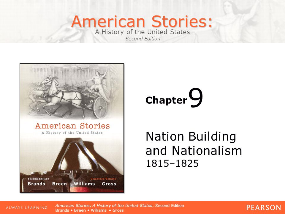 Nation Building and Nationalism 1815–1825