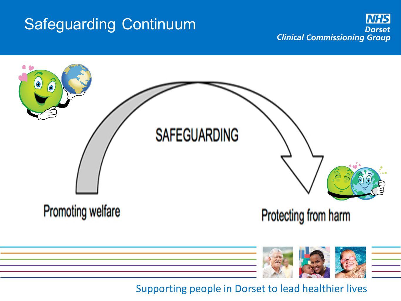 Safeguarding Continuum
