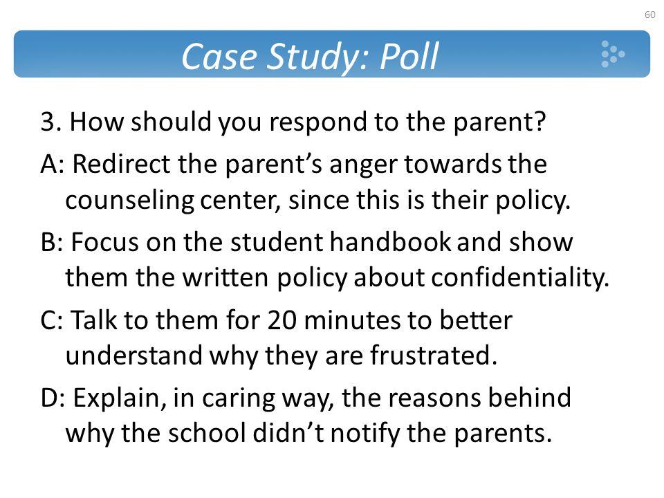 Case Study: Poll
