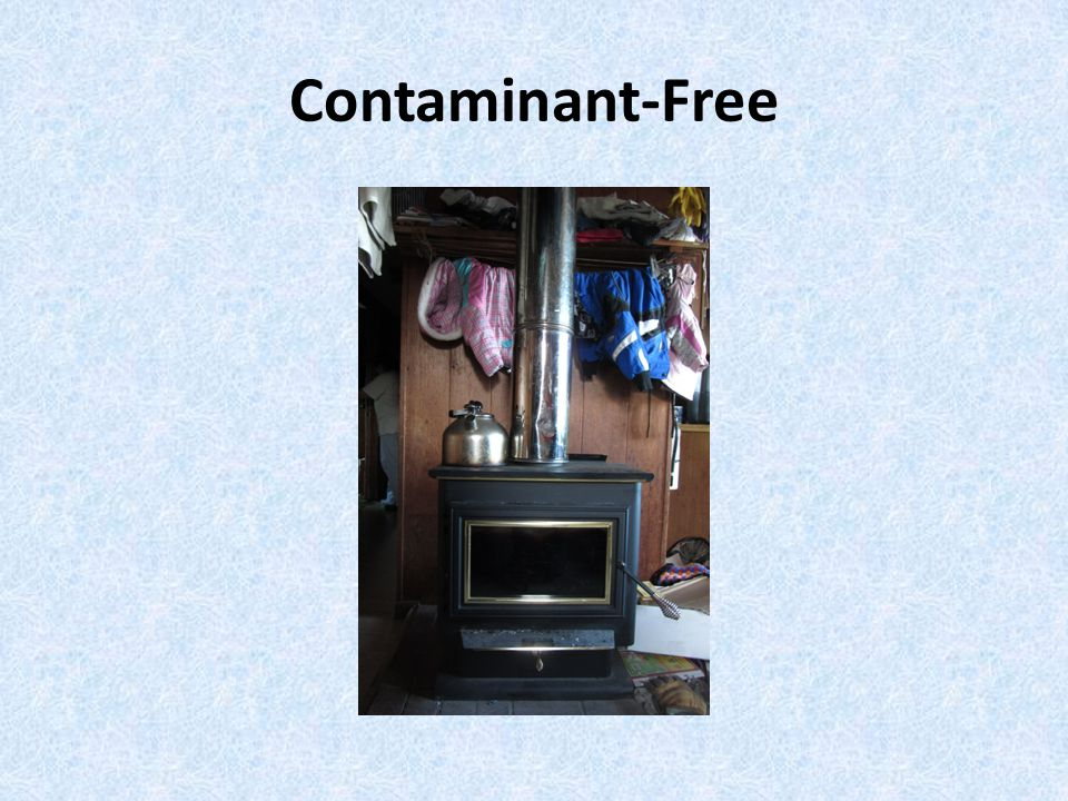 Contaminant-Free