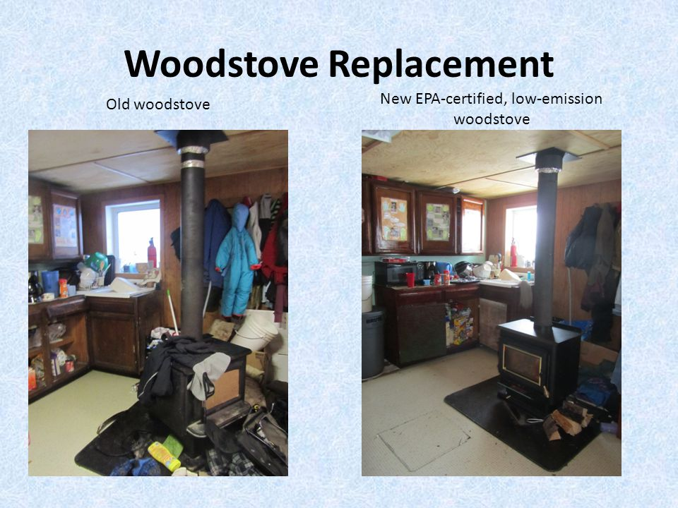 Woodstove Replacement