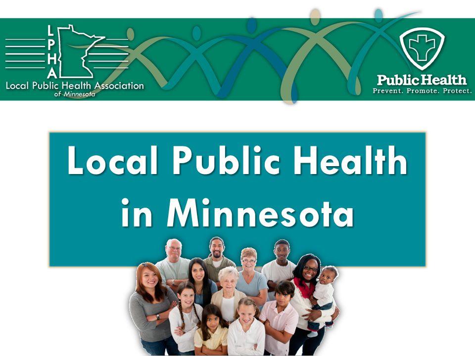 Local Public Health in Minnesota