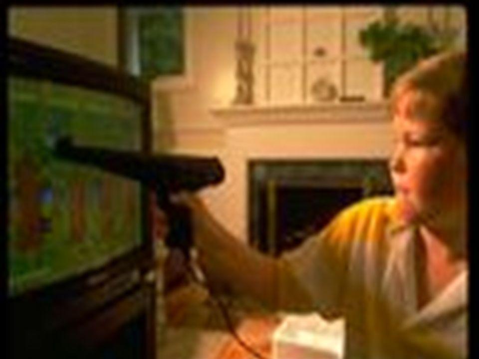 TV, computer, Nintendo/Playstation/X- box