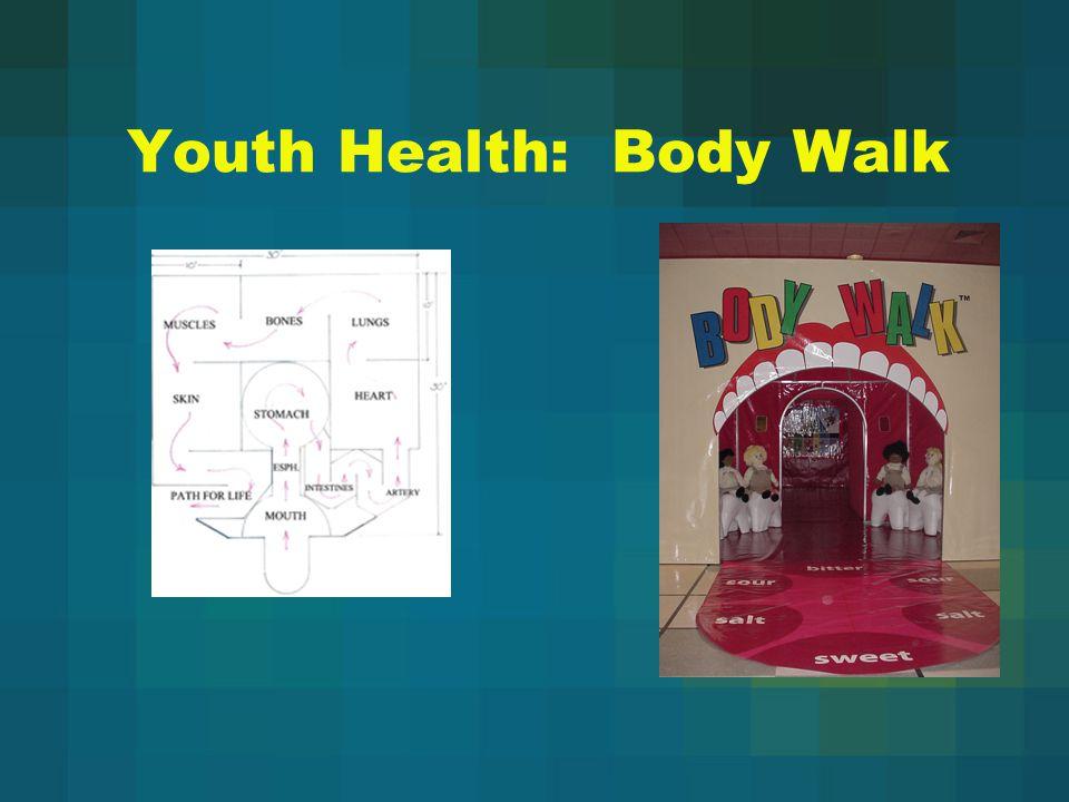 Youth Health: Body Walk