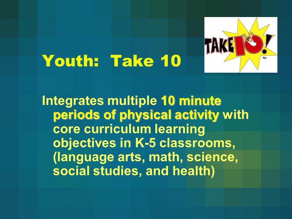 Youth: Take 10