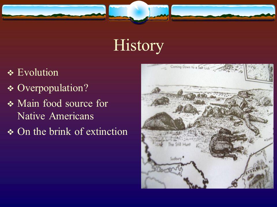 History Evolution Overpopulation