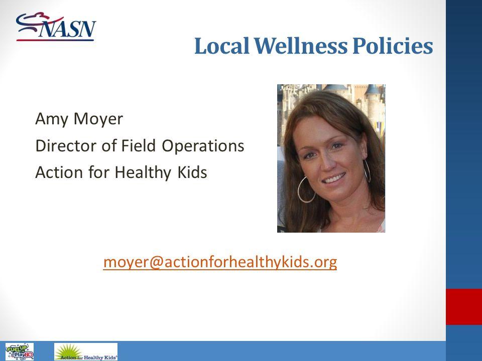 Local Wellness Policies