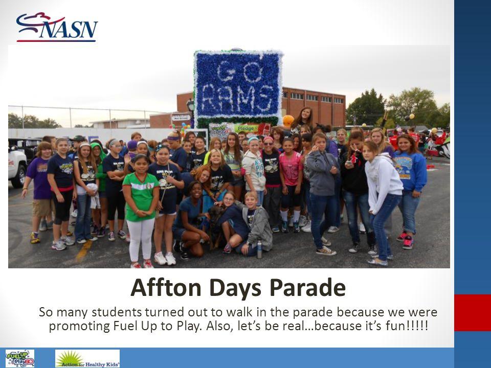 Affton Days Parade
