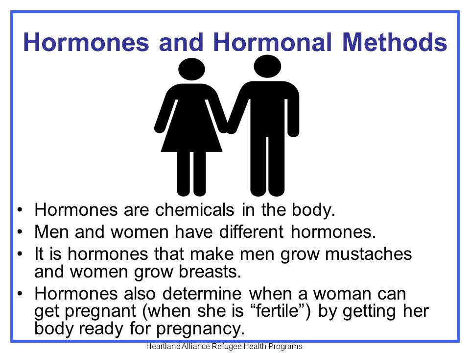 Hormones and Hormonal Methods